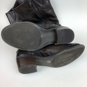 Vince Camuto Shoes - Vince Camuto Brunah brown brown riding boot 5.5